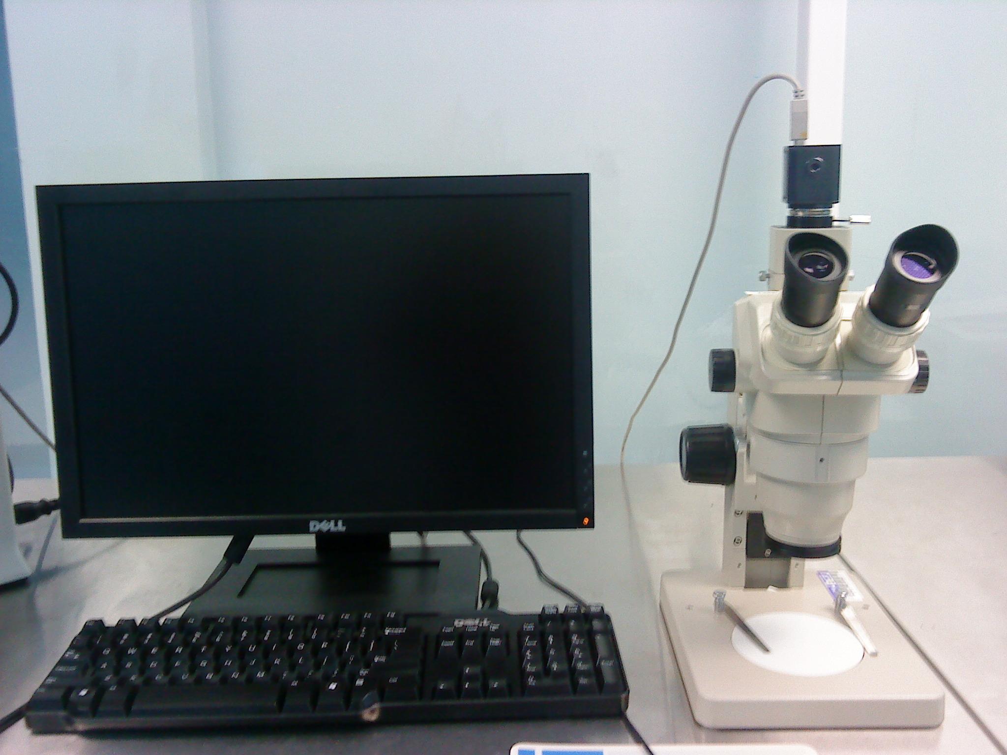 Low Power Microscope 4.5X