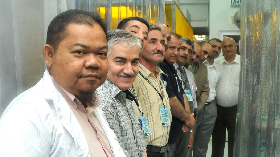Anbar University Lecturers Join Nanomaterial Technology Short Course
