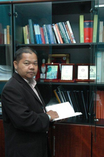 Prof. Dr. Uda Hashim