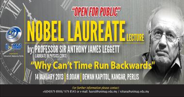 Professor Sir Anthony J. Leggett