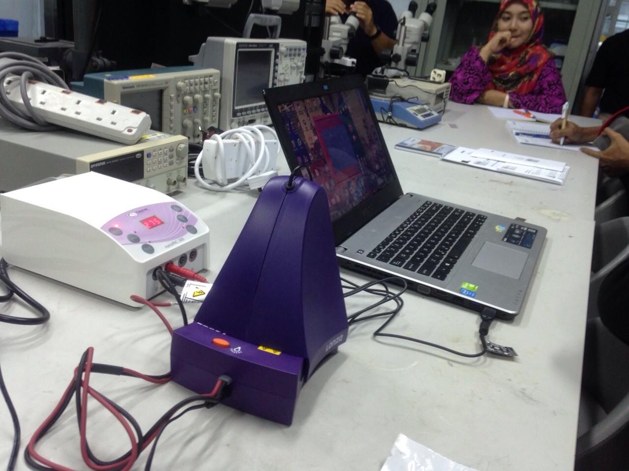 Lonza FlashGel Electrophoresis Training