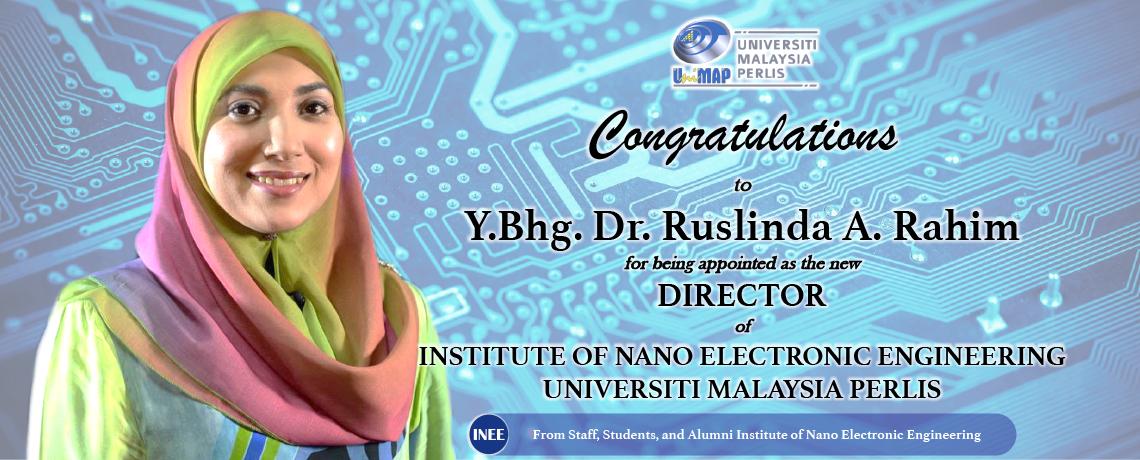 Dr Ruslinda