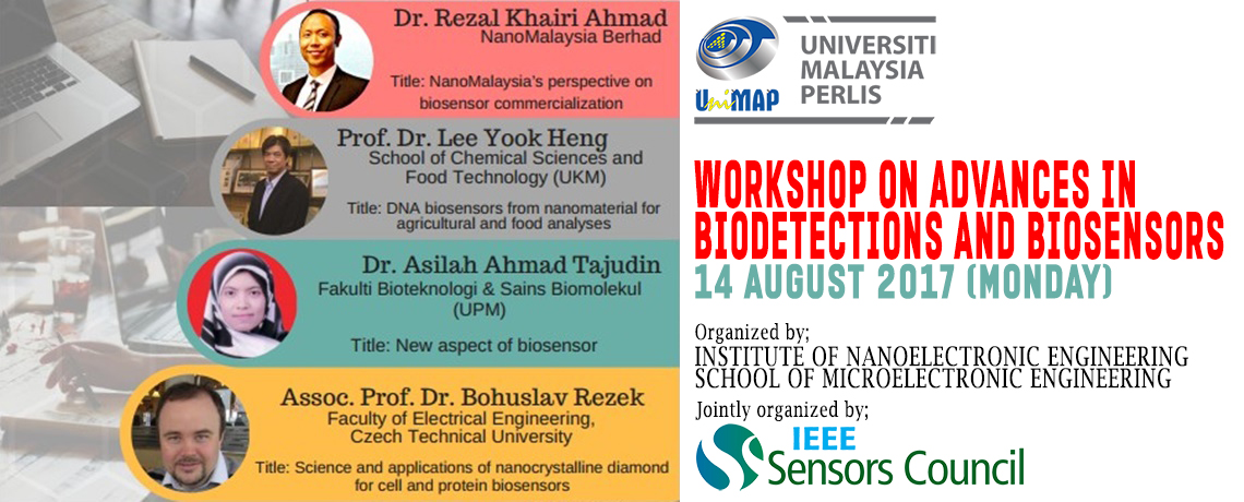Workshop on Advances in Biodetections and Biosensors