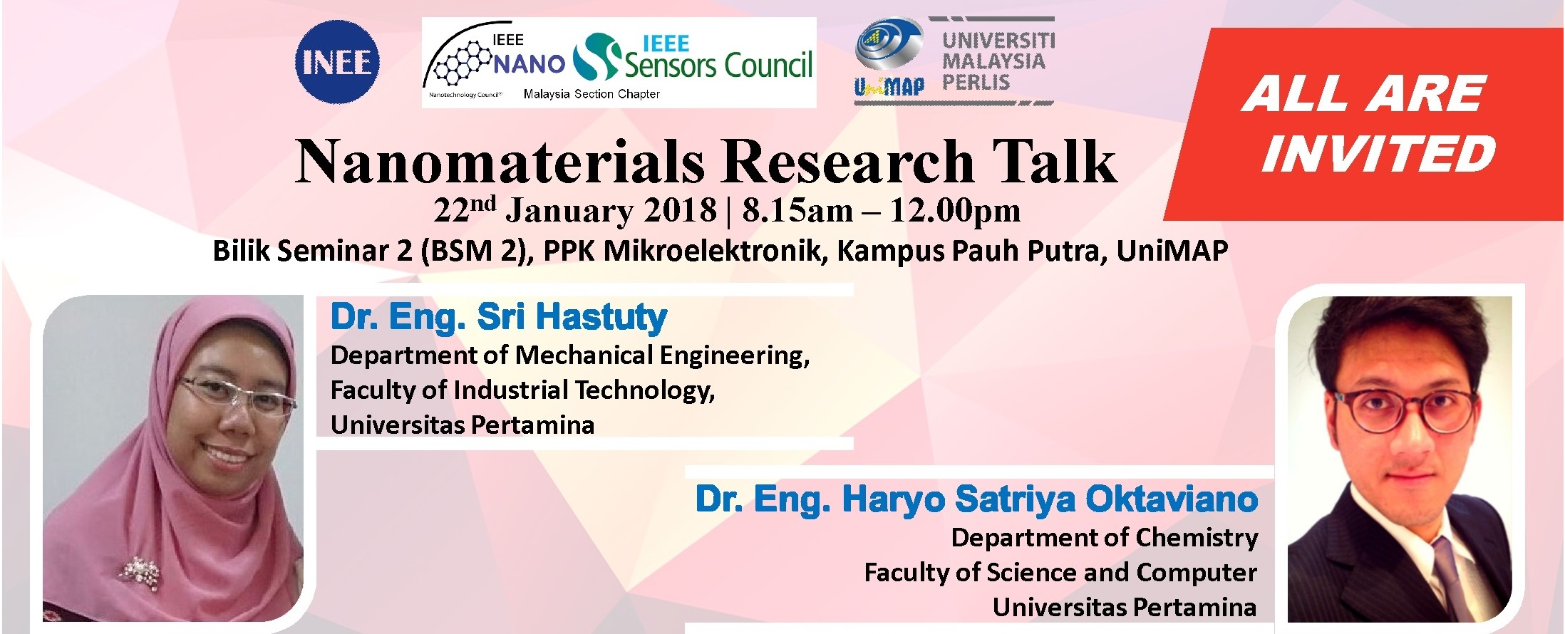 NANOMATERIALS RESEARCH TALK