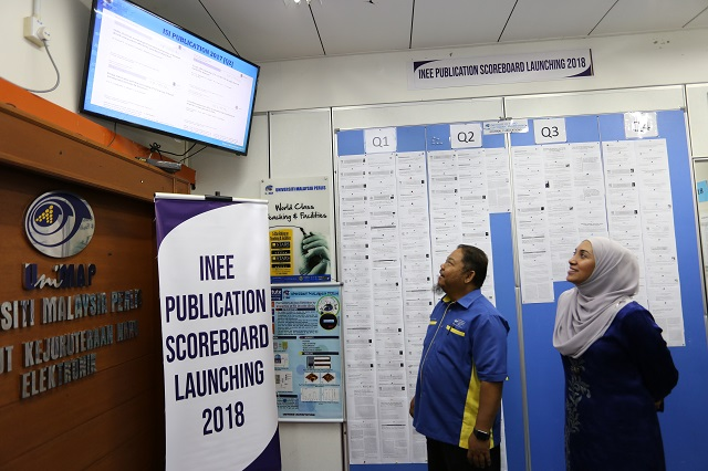 INEE Publication Scoreboard