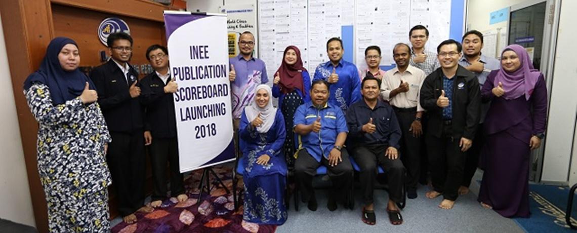 INEE Lancar Papan Skor Penerbitan Pertama Di UniMAP