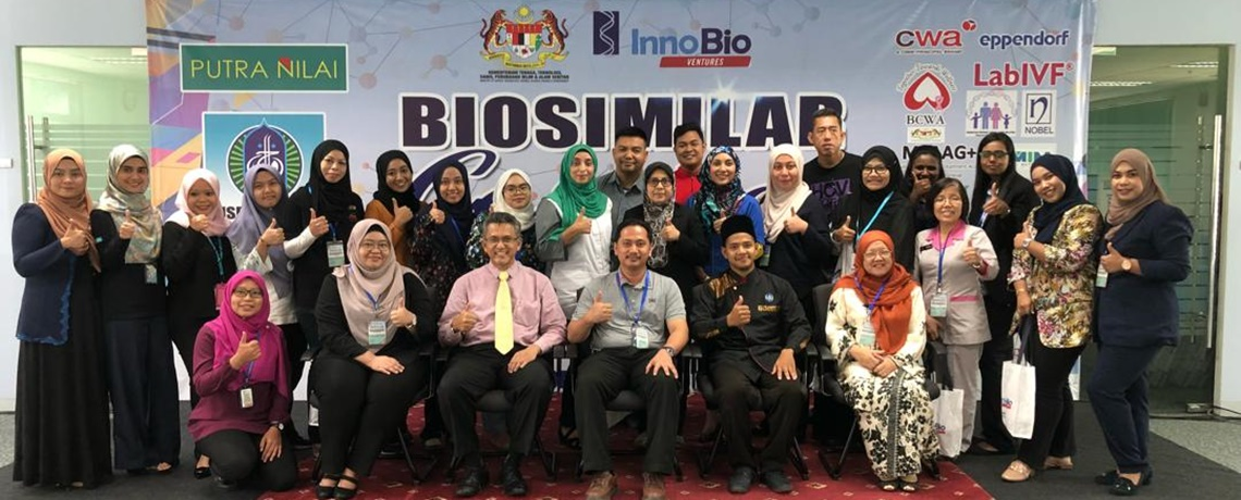 Exhibition at the Biosimilar Carnival 2018