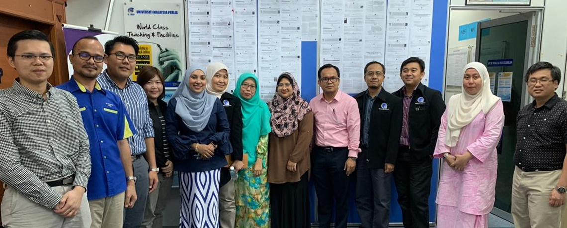 UTeM Visit and Research Discussions with INEE Researchers