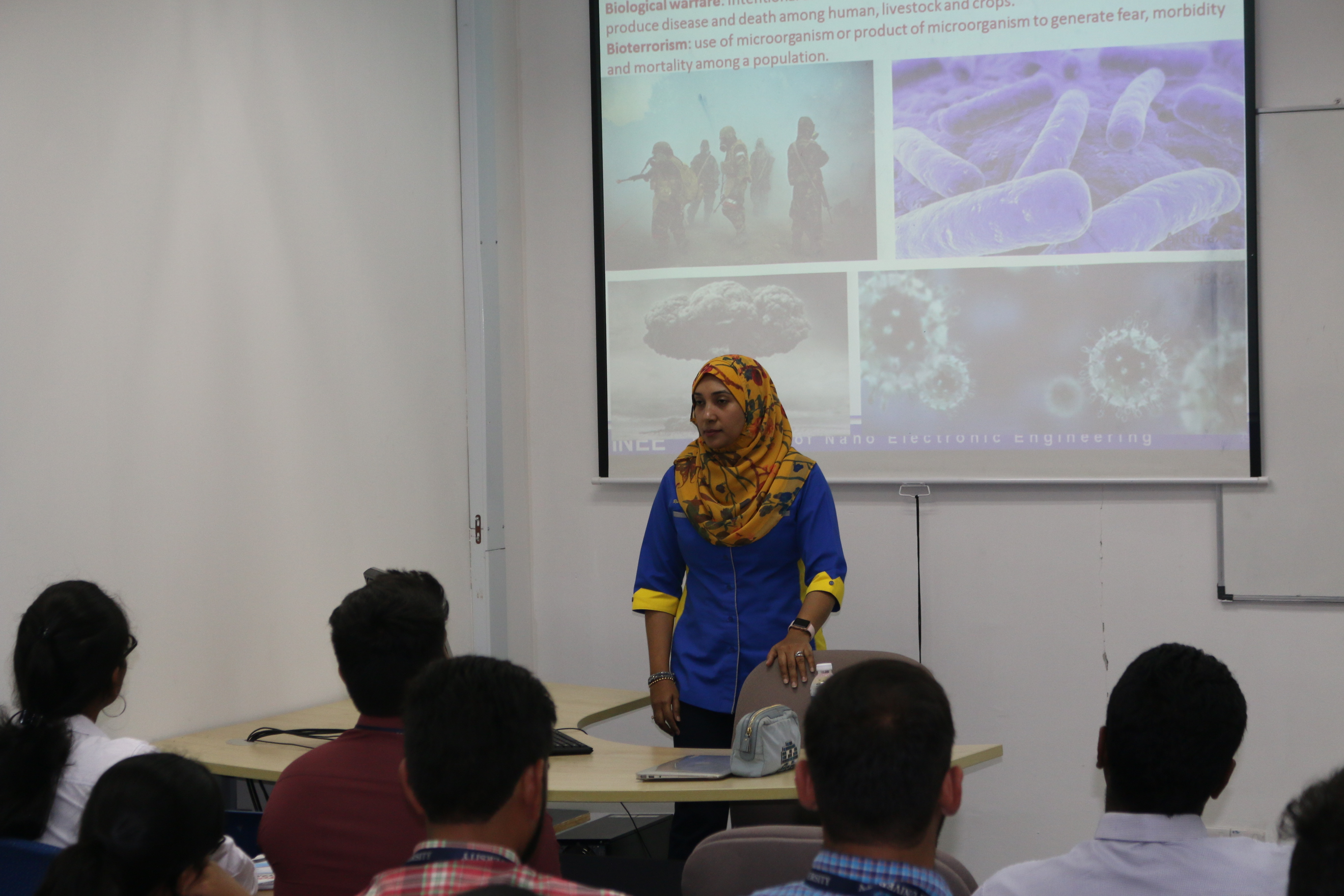 technical talk on nanotechnology