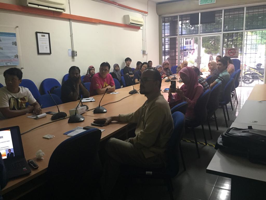 midhat nabil research talk