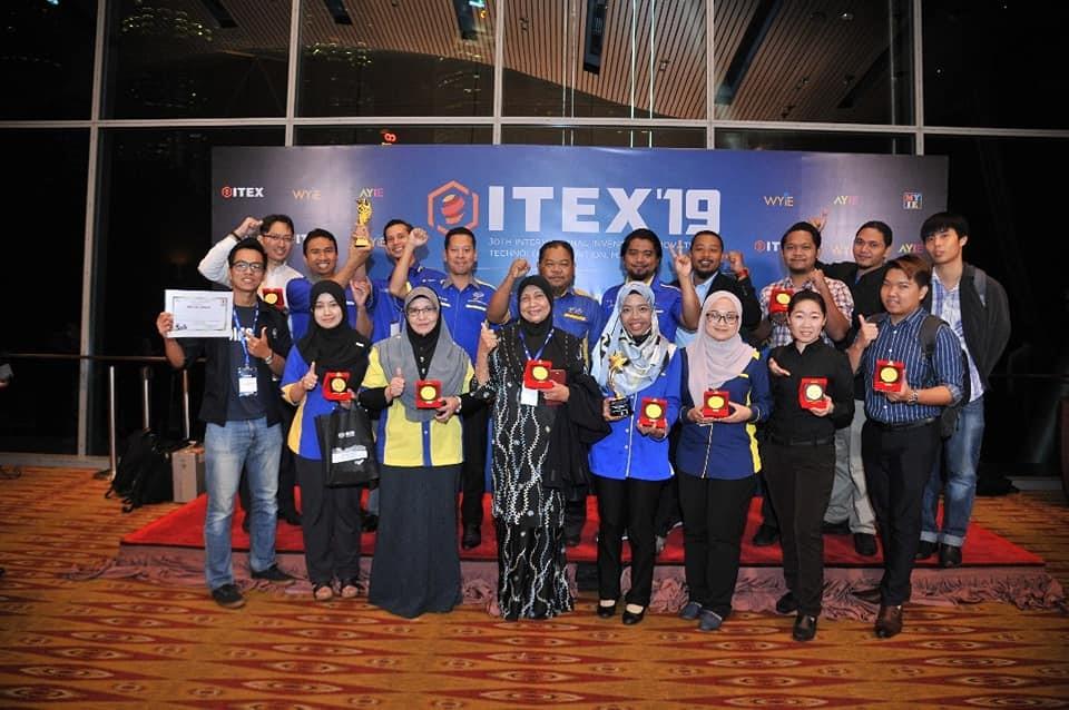 ITEX 2019