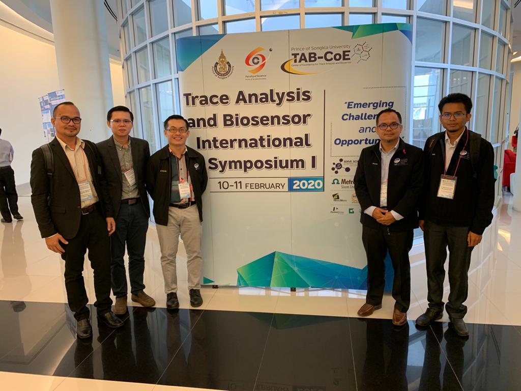 Trace Analysis and Biosensor International Symposium