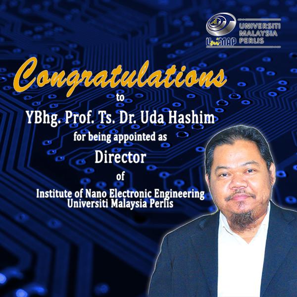 Prof. Ts. Dr. Uda Hashim
